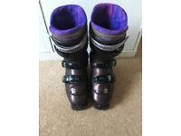 Salomon Optima Thermo Ladies Ski Boots 🎿 Ideal for Scottish Ski season!