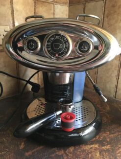 Wanted: Illy coffee machine As New