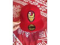 New Era Iron-man hat