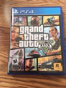 Selling GTA 5 For PS4