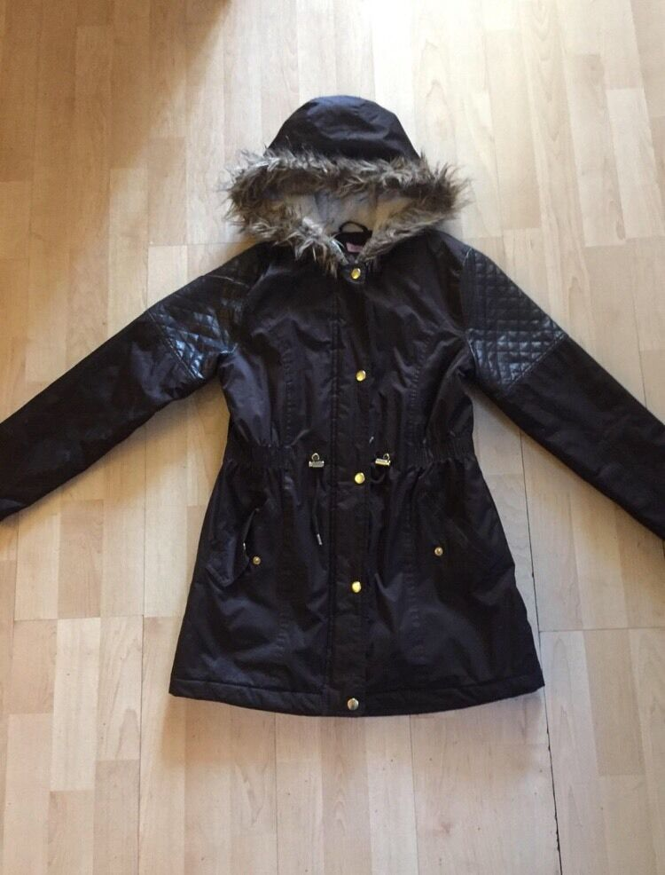 Winter jackets girlsin Slough, BerkshireGumtree - Hi selling 2 brown winter jackets fab condition sz 12/13yrs £25 for both