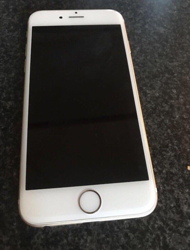 iPhone 6 gold 128gb unlocked