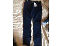 New Look Maternity Skinny Jeans-size 12 BNWT
