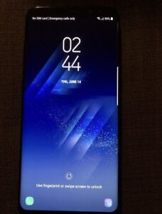 Sumsung Galaxy S8 plus. 64. GB. unlocked