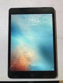 iPad mini 1 space grey 16GB Good Condition