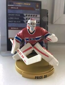 "Figurine rare de Carey Price 2""1/2"