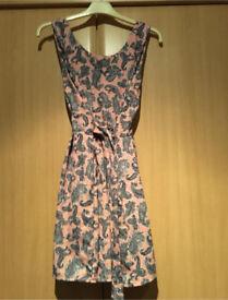 Size 6/8 paisley pink dress