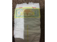 87 x size 2 nappies