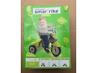 Smart Trike Breeze Trike - Green and Grey.NEW