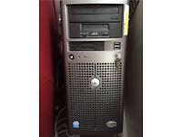 Dell poweredge 830 server pc