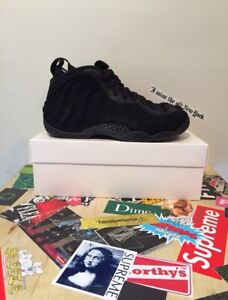 Triple black foamposites