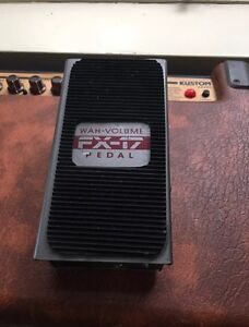 Wah Wah/Volume vintage effects pedal Hampton Bayside Area Preview