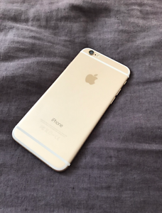 iPhone 6, Gold, 16GB Perfect condition Mount Lawley Stirling Area Preview