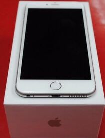 iPhone 7 128GB silver excellent condition on O2