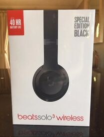 Beats Solo3 Wireless Headphones BRAND NEW UNOPENED