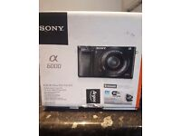 Sony A6000 Camera with Kit lens