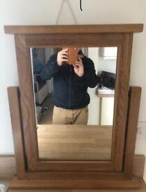 Oak furniture land mirrors