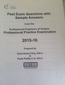 PPE previous exams with professional answers