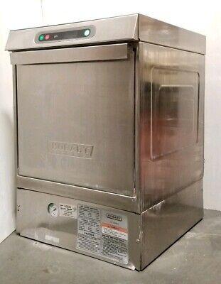 Hobart Lxi Lxih Ss High Temp Glass Dish Washer Barrestaurant 120208-240v