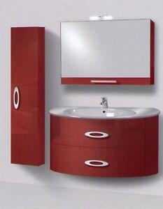Mobili bagno mobile bagni lavabo lavabi moderno moderni pensile pensili ebay - Pensili bagno moderni ...