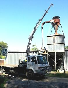 FOR HIRE:  Tilt Tray Hire, Crane Truck Hire,  Bobcat Hire Dungog Dungog Area Preview