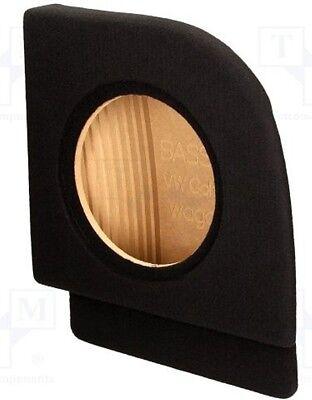 vw golf bassbox auto subwoofer. Black Bedroom Furniture Sets. Home Design Ideas