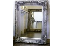 "Ornate antique style mirror brand new 60""x48"""