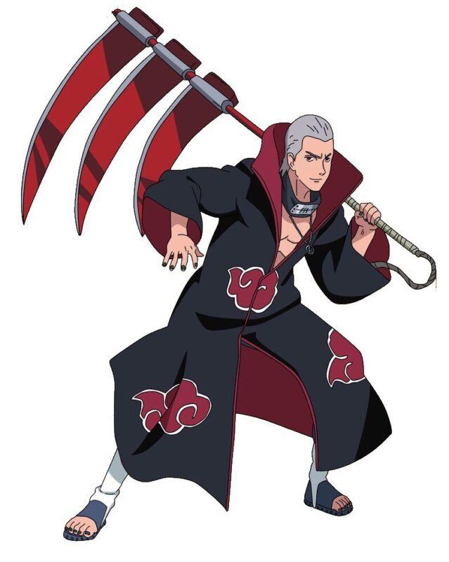 "Naruto Hidan Akatsuki Shinobi Headband Cosplay Anime 37/"" US Seller"
