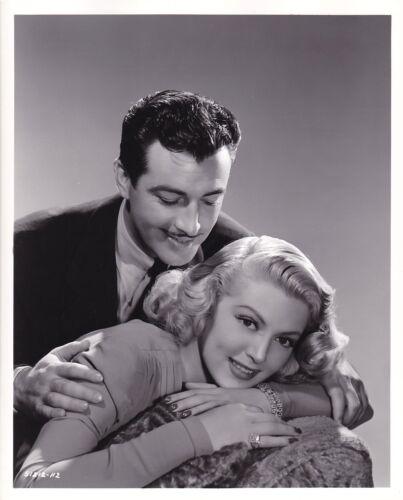LANA TURNER ROBERT TAYLOR Original Vintage JOHNNY EAGER CLARENCE BULL MGM Photo
