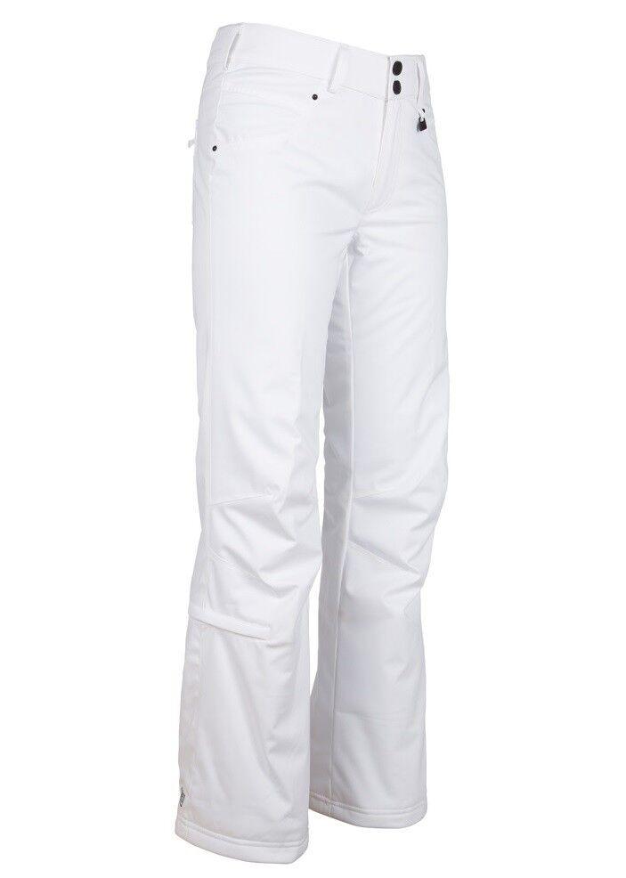 Nils Barbara Ski Pant - Women's - White - 10 Petite