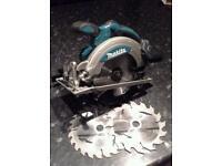 Makita 18v LXT cordless circular saw