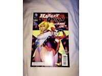 Rare DC NEW 52 Harley Quinn comics