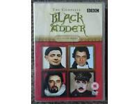 Black Adder All Four Series DVD Boxset.