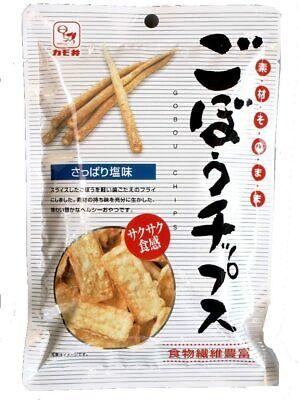 KAMOI Gobou chips light salt  24g