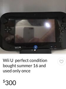*******SCAM DO NOT PURCHASE******** Ad1213735274 Wii U Cambridge Kitchener Area image 2