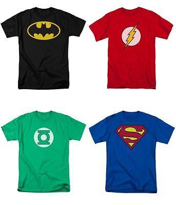 T Shirt DC Comics Batman Flash Green Lantern Superman - Flash Shirt