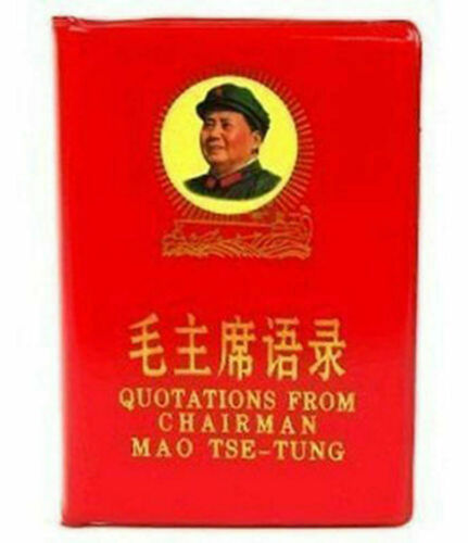 China LITTLE RED BOOK Quotations Chairman Mao  @