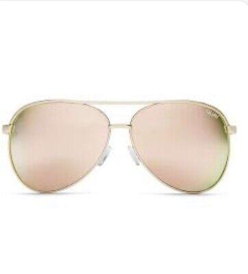 Quay Australia Sunglasses Vivienne Gold Rose (Vivienne Sunglasses)