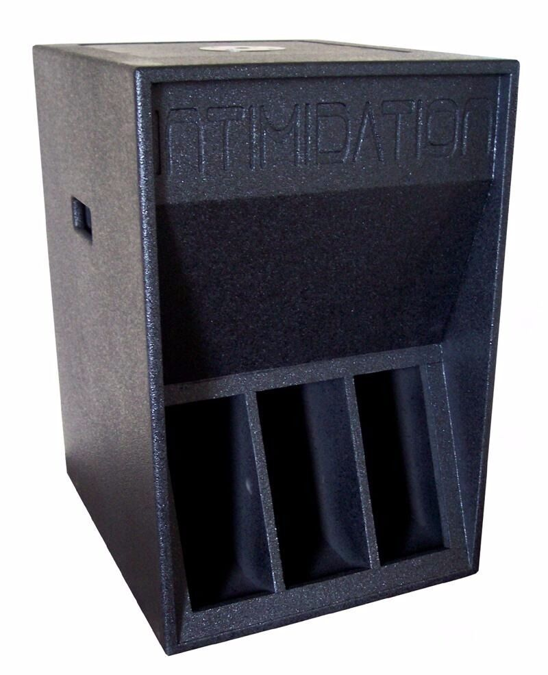 What are these speakers ?? - Speakerplans.com Forums |Scoop Bass Bins