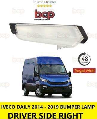 IVECO DAILY BUMPER LIGHT 2014 – 2019 SIDE INDICATOR LAMP RIGHT DRIVER RH OFFSIDE