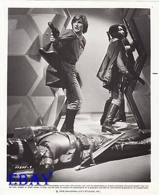 Battlestar Galactica Dirk Benedict Vintage Photo