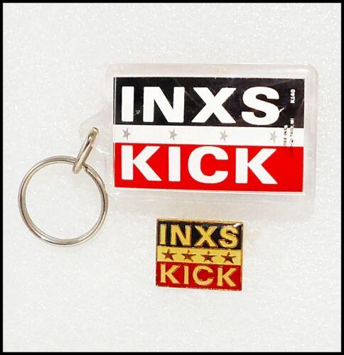 INXS Kick Vintage Original 80