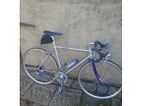 "Giant Peloton Road 21"" bike"