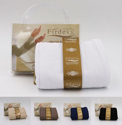 Islamic Women's Arm Sleeves - Firdevs High Quality Viscose L