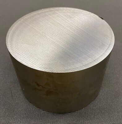 5 38 Diameter 303 Rough Turned Stainless Steel Round Bar 5.375 X 3.5 Length
