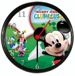 Mickey Mouse Clubhouse Wall Clock