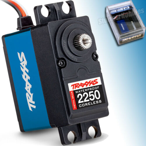 Traxxas 2250 Digital 330oz/in High-Torque Metal Gear Servo Waterproof