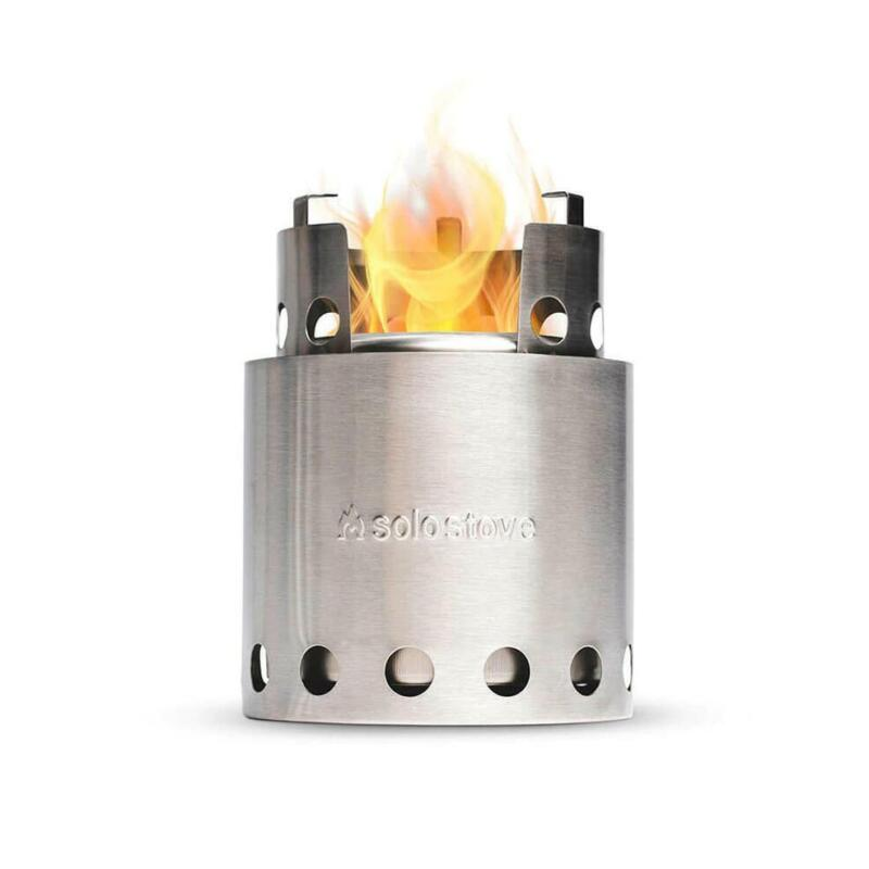 Solo Stove Lite Portable Camp Stove - Lightweight Compact Backpacking Stove