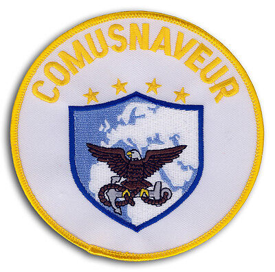 US Navy COMMANDER U. S. NAVAL FORCES EUROPE COMUSNAVEUR
