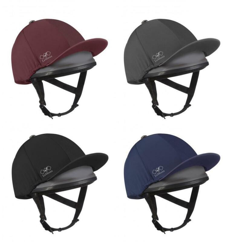 LeMieux Pro Mesh Hat Cover Silk